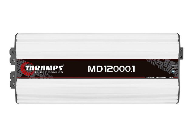 Módulo Amplificador TARAMPS MD12000.1 watts Classe D 1 Canal 12000W RMS 01 OHM