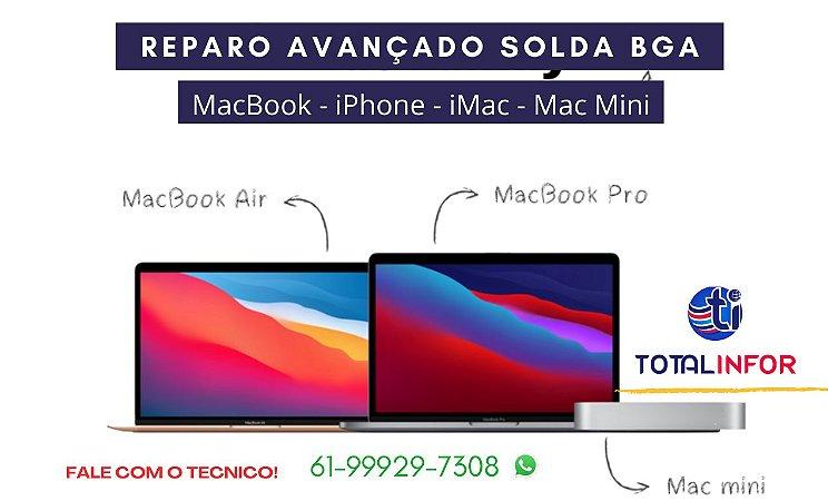 Conserto de Macbook