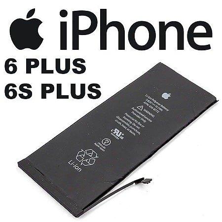 Bateria Original iPhone 6 Plus ou 6s Plus com 6 meses de Garantia