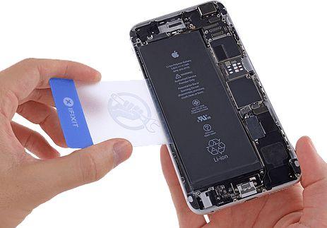 Bateria Original iPhone 6s – Serviço c/ Garantia – assistência iPhone
