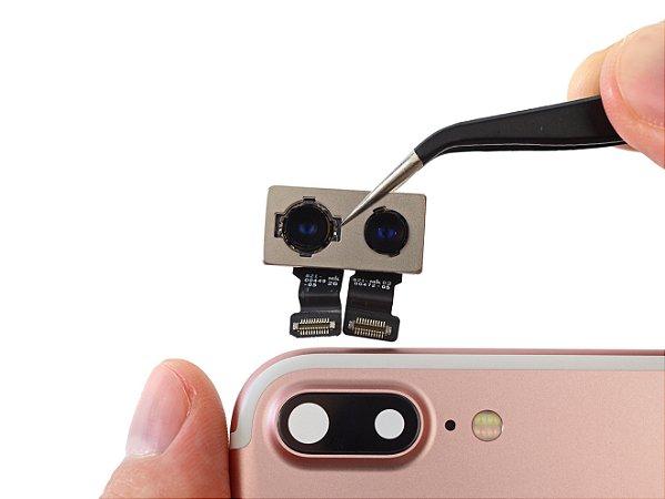 Camera Traseira iPhone 7 Plus Original – trocar câmera iPhone