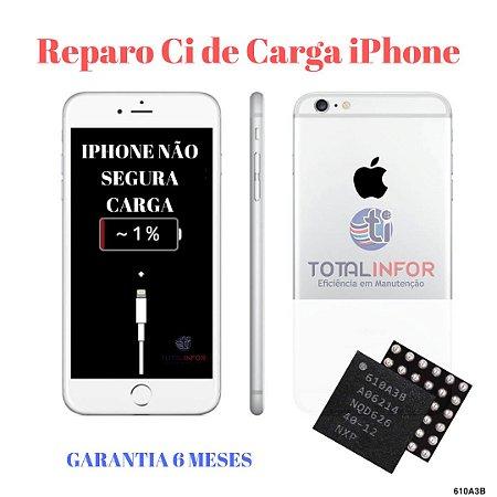 Reparo ci carga iPhone 7 7 plus 6s 6s plus 8 8 plus x 5s 5 plus