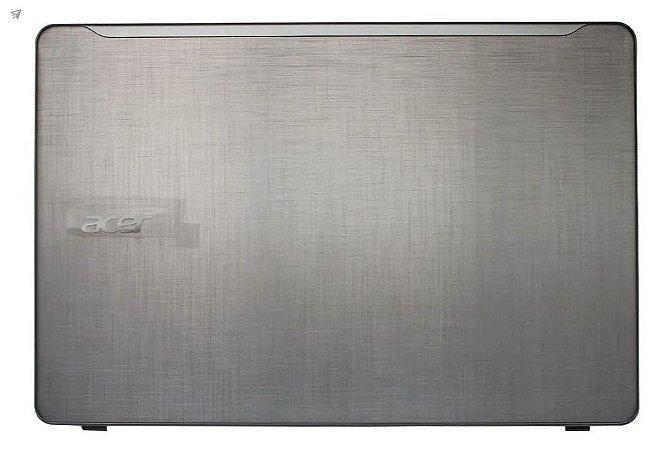 Tampa Acer Aspire F5-573 F5-573g + Dobradiças Aço Escovado