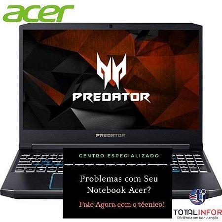 Reparo Carcaça Notebook Acer! CARCAÇA DO NOTEBOOK QUEBROU?