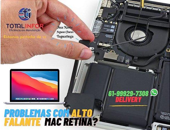 Alto Falante Macbook Retina 13 2013 2014 2015 Speaker Apple
