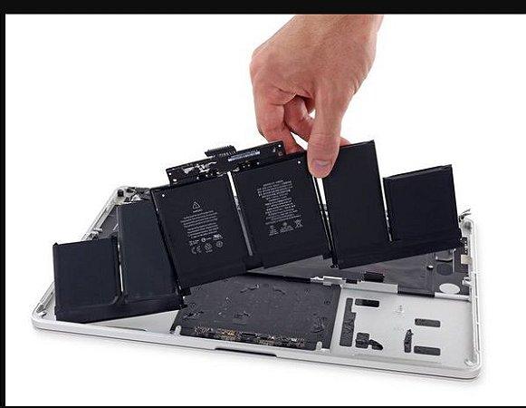 Bateria Macbook Pro Retina - bateria MacBook retina 15 a1398 2012/2013