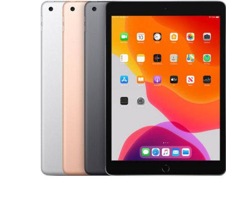 Trocamos vidro frontal touch screen iPad (7ª geração)