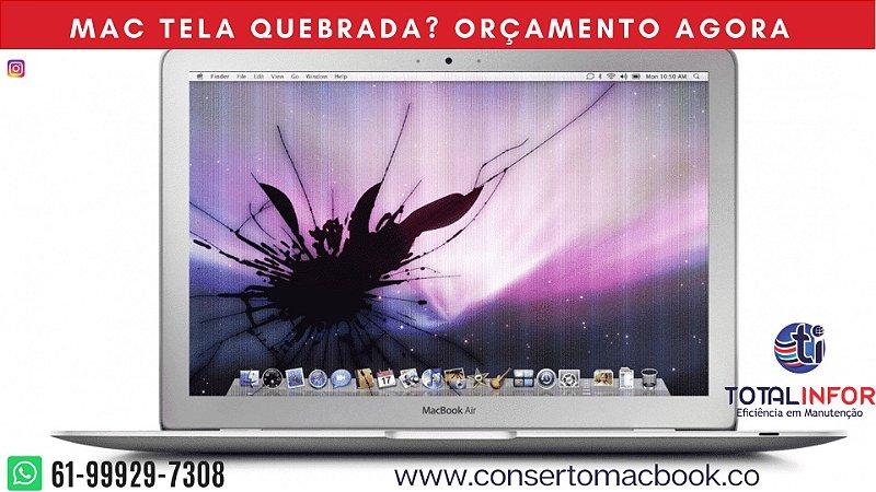 Tela MacBook Air, Tela MacBook Pro original - Troca em até 24hs
