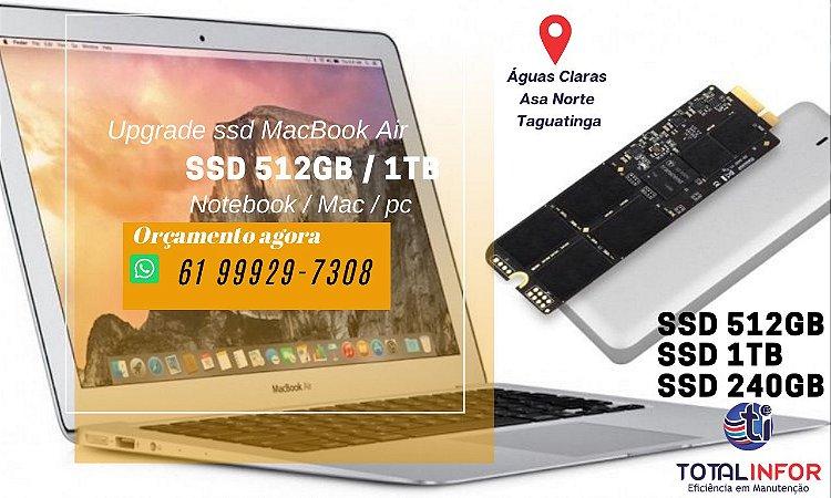 SSd macbook air - SSd MacBook Pro Retina - Upgrade nvme
