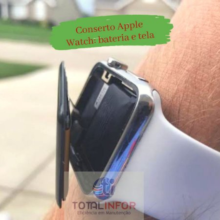 Assistencia Tecnica Apple Watch Brasilia Aguas Claras Taguatinga DF
