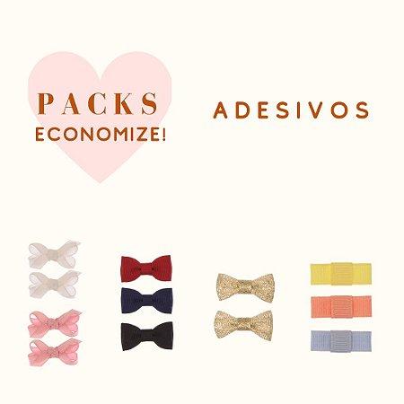Packs de Modelos com Adesivo