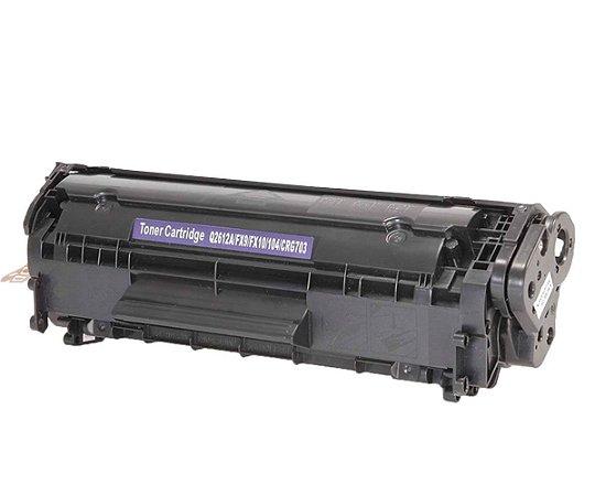 Compatível: Toner HP Q2612A | 3050 | 1020 2k Evolut