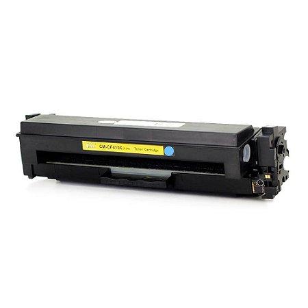 Compatível: Toner HP CF411X | M452DW Cyan 5k Evolut