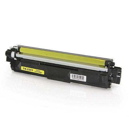 Compatível: Toner Brother TN221   HL3140 Yellow 2.2k Evolut