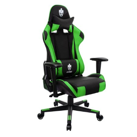 Cadeira Gamer Tanker Verde EG-900 Evolut