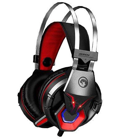 Headset Gamer com Fio HG-8914 Scorpion/Marvo