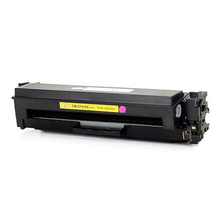 Compatível: Toner HP M477fdw   M452dw Magenta 5k Evolut