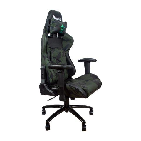 Cadeira Gamer Marine EG-950 Camuflado Evolut