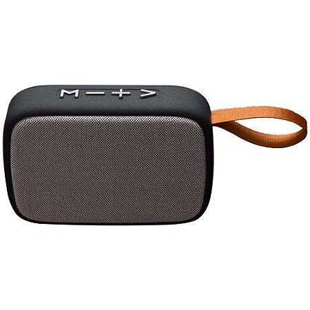 Caixa de Som EO650 Sem Fio/Bluetooth Cinza Evolut