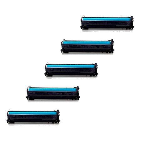 Compatível: Kit 5 Toner HP CF226A   M506DN 3.1k Evolut