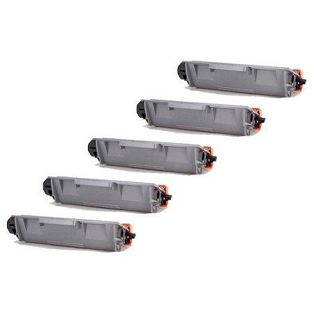 Compatível: Kit 5 Toner Brother TN720 | TN750 | TN780 12k Chinamate
