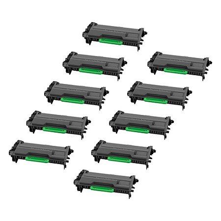 Compatível: Kit 10 Toner Brother TN3472 | TN880 12k Chinamate