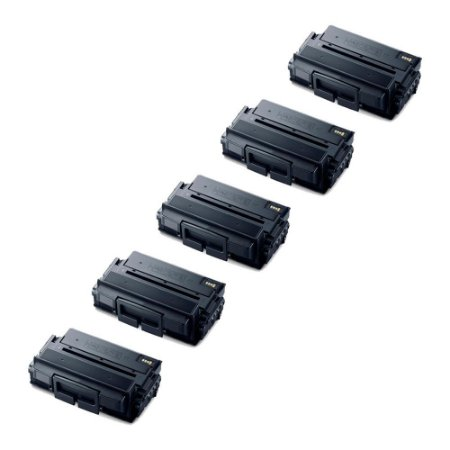 Compatível: Kit 5 Toner Samsung D203 | SL M4020ND 15k Chinamate
