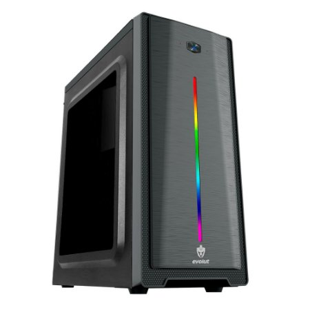 Gabinete Gamer Gamma EG-805 Evolut