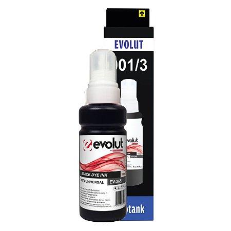 Compatível: Tinta Universal Epson/HP EV365(664/673) Black 100ml Evolut