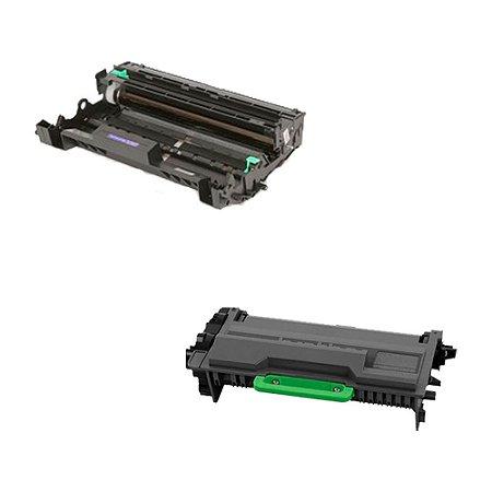 Compatível: Kit Fotocondutor + Toner Brother DR3440 | TN3472 Evolut