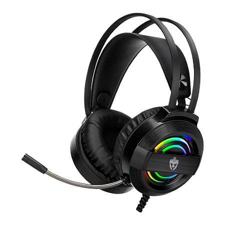 Headset Gamer Garen RGB EG-320 RGB Evolut