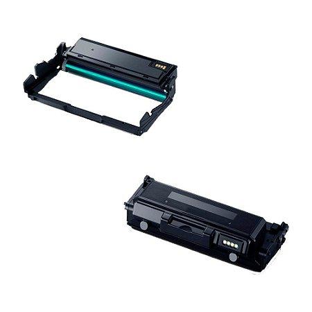 Compatível: Kit Fotocondutor + Toner Samsung MLT-R204   D204 Chinamate