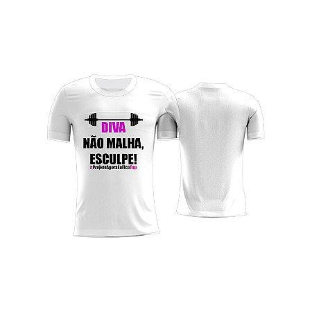 Camiseta Academia Baby Look