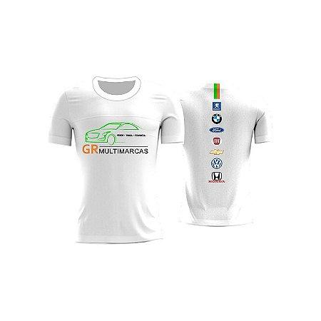 Camiseta para Agencias de Veículos Baby Look