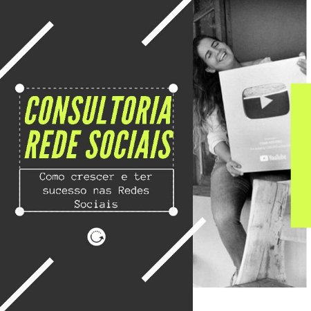 CONSULTORIA REDES SOCIAIS