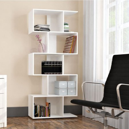 Estante para livros Office Plus  Appunto Branco