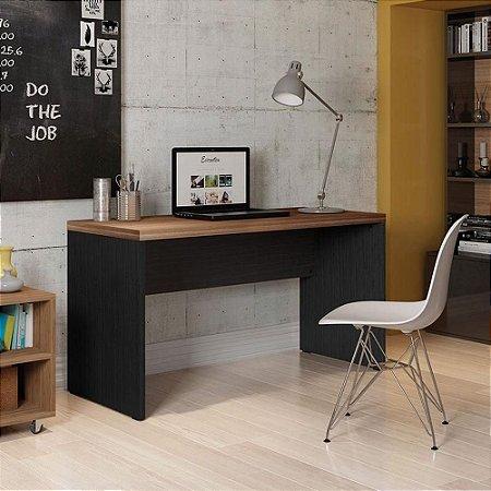 Mesa para PC Studio Argan Preto Tex Caemmun