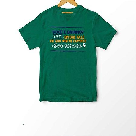 Camiseta Infantil Sou Retado