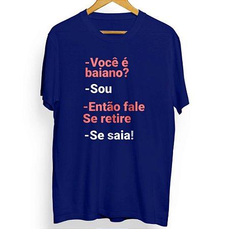 Camiseta Masculina Se Saia!