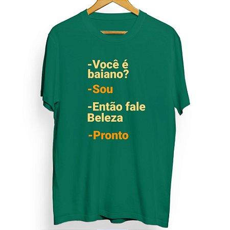 Camiseta Masculina Pronto