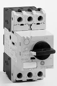 Disjuntor Motor Gps1B, Marca GE
