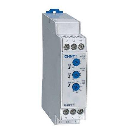 Rele Eletrico 380V Ac/Dc 60/600V Njb1-Y3, Marca Chint