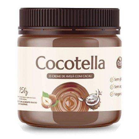 Creme de avelã com cacau - Cocotella 215g - Cocodensado