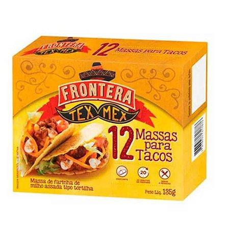 Massa para Tacos 135g - Frontera