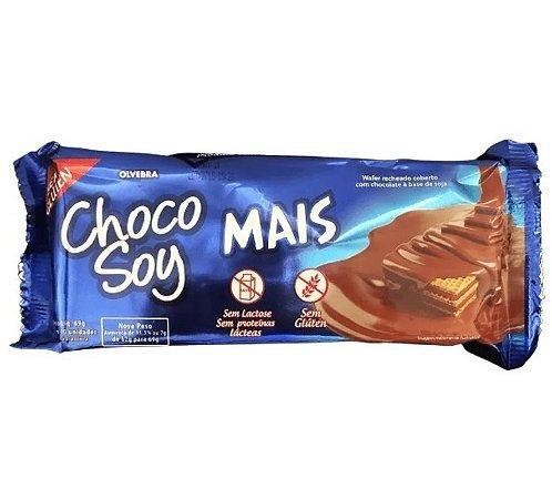 Choco Soy Mais - Olvebra