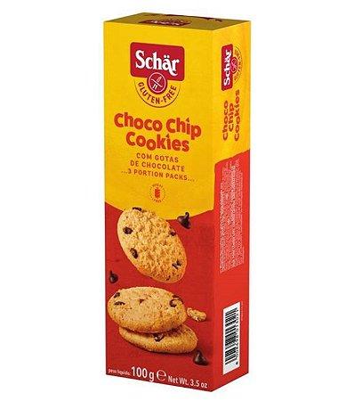 Choco Chip Cookies 100g - Schär
