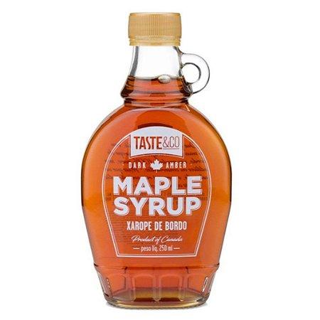 Maple Syrup Xarope de Bordo 250ml – Taste & Co.