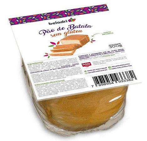 Pão de Batata Sem Glúten 300g – Beladri