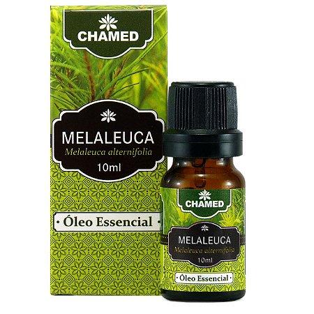 Óleo Essencial de Melaleuca 10ml – Melaleuca alternifolia - Chamed