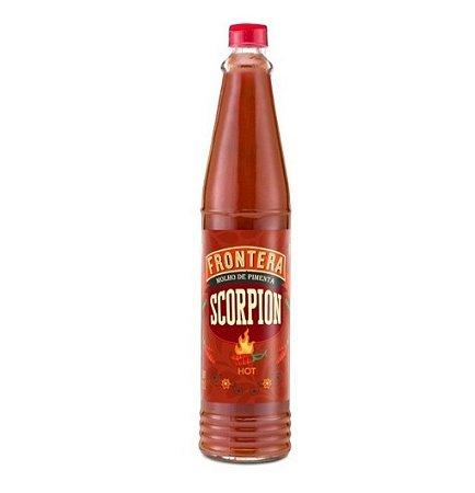 Molho de Pimenta Scorpion Hot 89ml - Frontera